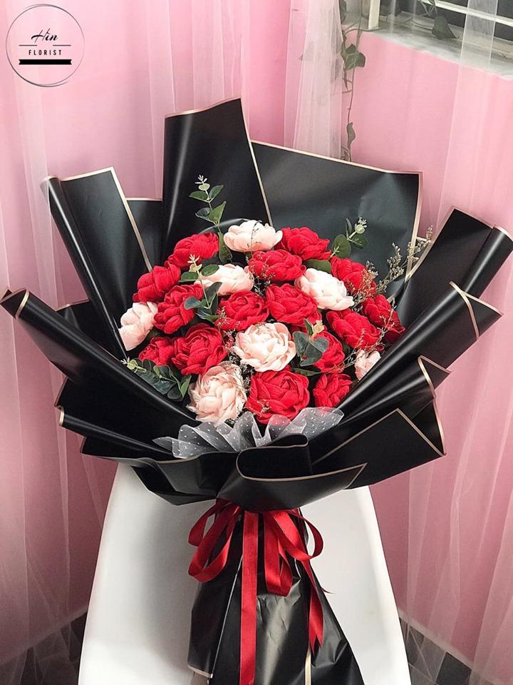 hoa hồng vải