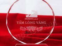 Biểu trưng pha lê Minh Thanh