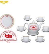 ấm trà gốm sứ 01